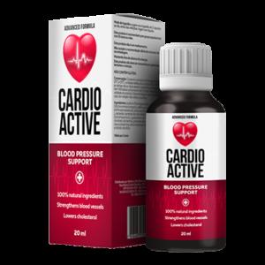 CardioActive krople - opinie, cena, forum, składniki, gdzie kupić, allegro