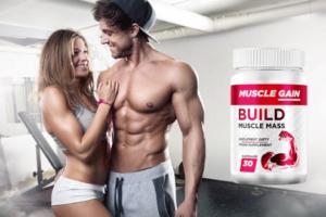 Muscle Gain - jak to działa, ulotka, producent