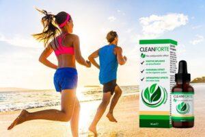 Clean Forte - jak to działa, ulotka, producent